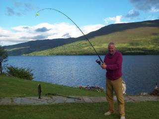 2 bedroom Cottage with Dishwasher in Lochearnhead - Lochearnhead vacation rentals