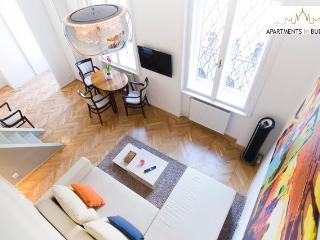 Opera Mezzanine Apartment - Budapest vacation rentals