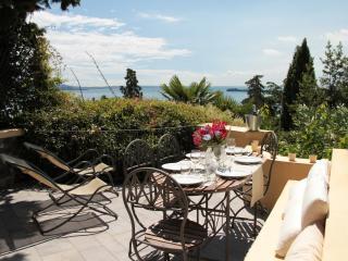 "Newly renovated lake view apartment  ""Bouganville"" - Gardone Riviera vacation rentals"