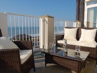 Penthouse Beach Front Holiday Apartment - Tywyn vacation rentals