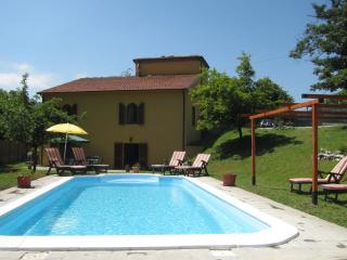 Beautiful village house with private pool and Tuscan mountain views - Colognola vacation rentals