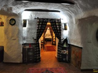 Bright Cave house with A/C and Satellite Or Cable TV - Cortes de Baza vacation rentals