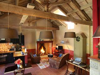 Romantic 1 bedroom Farmhouse Barn in Perigueux with Internet Access - Perigueux vacation rentals