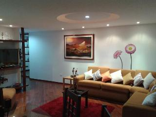 3 Br Luxury Full Furnished Apartmnt - Quito vacation rentals