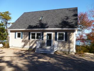 Ocean Front Vacation Home - DownEast and Acadia Maine vacation rentals