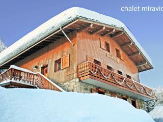 Mont Blanc Apartment, Miravidi - Montchavin vacation rentals