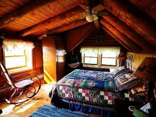 Panoramic Mountain Views 2Bdrm Suite in small B&B - Jonas Ridge vacation rentals