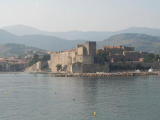 Charming 2 bedroom Condo in Collioure with Internet Access - Collioure vacation rentals