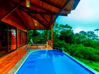 GreenLagoon Arenal Waterfall Villas - La Fortuna de San Carlos vacation rentals