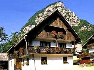 Apartment Taler - first floor with big balcony - Srednja vas v Bohinju vacation rentals