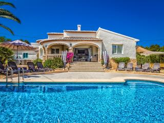 Private Luxury Villa Casa Suenos I Wifi - AC - Spa - Javea vacation rentals