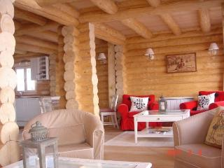 Beautiful cozy log chalet in the French Alps - Allos vacation rentals