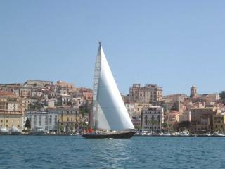 Sailing Yacht for Romantic Cruising in the Med - Gaeta vacation rentals