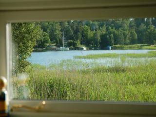 Hysingsvik ocean view cottage 25 meters to Baltic - Norrtalje vacation rentals
