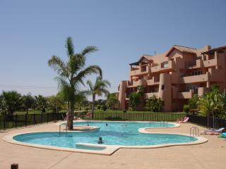 Modern appartement with garden next to golf course - Murcia vacation rentals