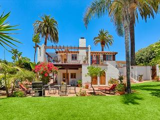 Paradise Found-ocean views with an expansive private yard just steps to beach - La Jolla vacation rentals