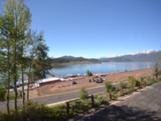 Beautiful condo on Lake Dillon overlooking marina - Dillon vacation rentals