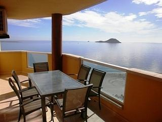 3 Bedroom La Manga Beachside apartment with stunning sea views - Cartagena vacation rentals