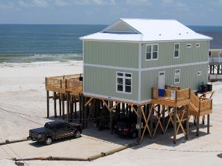 Island Time III - New Gulf-front with Pool - Dauphin Island vacation rentals