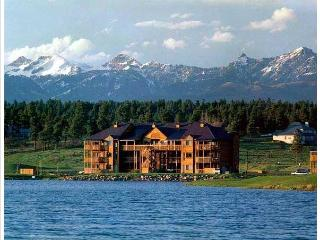 Nice Condo with Deck and A/C - Pagosa Springs vacation rentals