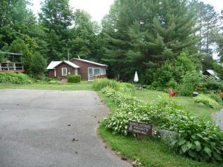 Burke's Cottages on Indian Lake - Cottage #4 - Sabael vacation rentals