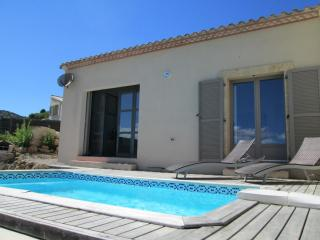 New Villa With Private Pool In Picturesque Village - Eyne vacation rentals