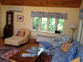French Country Living on the Vineyard - Pets ask! - West Tisbury vacation rentals