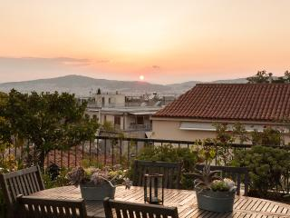 Great apt in Plaka with private roof top & balcony - Athens vacation rentals