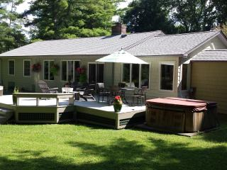 Vacation Home on 10 Acres with Pool and Spa - Berkshires vacation rentals
