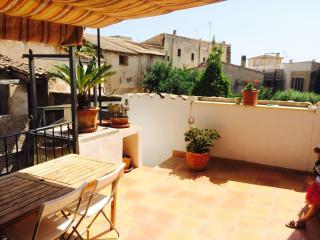 Private bedroom, bathroom. Terrace - Palma de Mallorca vacation rentals
