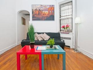 Broadway 1BR - Walk to Central Park! Near Subway - New York City vacation rentals