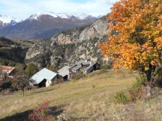 Appt loc.Queyras regional park,Htes Alpes.France - Guillestre vacation rentals