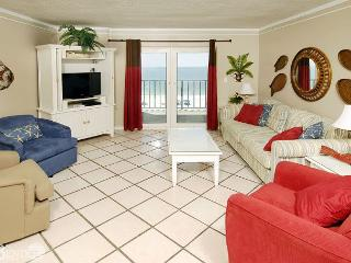 Surf Side Shores 1506 ~ Balcony Access from Master ~ Bender Vacation Rentals - Gulf Shores vacation rentals