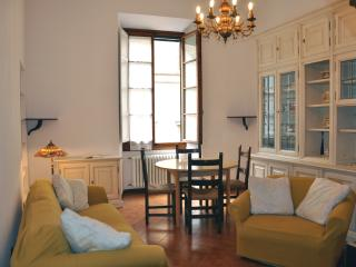 Centrally located apartment, JUST RENOVATED IN JULY 2014 (therefore no reviews yet). - Florence vacation rentals
