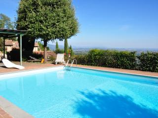 casa di campagna sulle colline lucchesi con vista - Pieve Santo Stefano vacation rentals