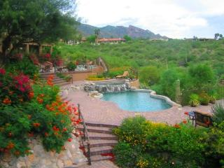 STUNNING MOUNTAIN SUNSET CITY VIEWS - MASTER SUITE - Tucson vacation rentals