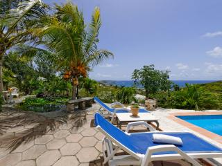 Great sea view, romantic cottage , private pool - Saint Martin vacation rentals