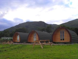 Clovullin Croft View Pods (Thistle) - Ardgour vacation rentals
