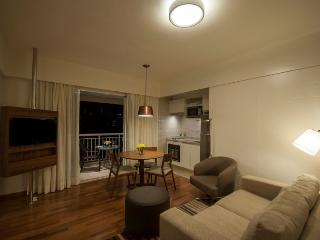 Cozy 2 bedroom Sao Paulo Apartment with Balcony - Sao Paulo vacation rentals