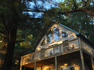 Just Listed  New Wallenpaupack Lakefront Chalet - Tafton vacation rentals