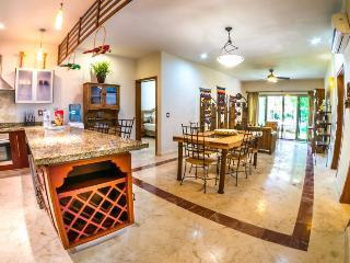 3 Bedroom with Playacar Golf Course view at Paseo del Sol - Playa del Carmen vacation rentals