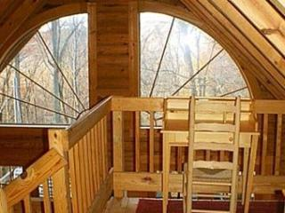 Log Chalet  next to Shenandoah National Park - Stanley vacation rentals