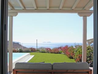 Villa Assa - A Luxurious Myconos-Kalafati Heaven - Kalo Livadi vacation rentals