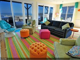 Beach Front Luxury/Great Decor/6 Beds/5.5 Baths - Duck vacation rentals