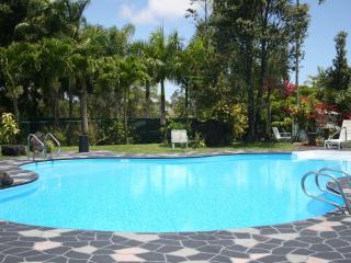 Escape to a tropical Big Island estate - Keaau vacation rentals