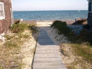 Private Sandy Beach.  Big Beach House. - Wellfleet vacation rentals