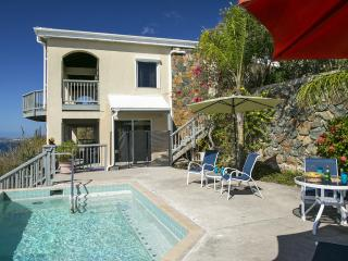 Eaglesnest: Stunning ocean views, family friendly! - Cruz Bay vacation rentals