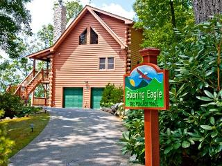 Luxury Vacation Log Home In the Smokies - Maggie Valley vacation rentals