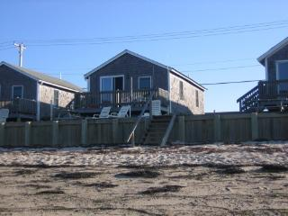 Beachfront Cottage on Cape Cod Bay - North Truro vacation rentals