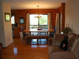Lake Front Log Cabin! March week only $999!! - Kimberling City vacation rentals